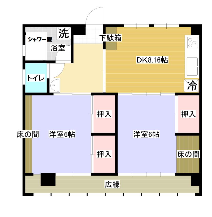 長崎ビル402号