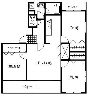 ピュアライフマンションマンション302